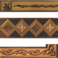 Various Decorative Edging