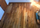 Tracey's Engineered Random Width Elm Flooring